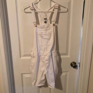 Old navy overall shorts